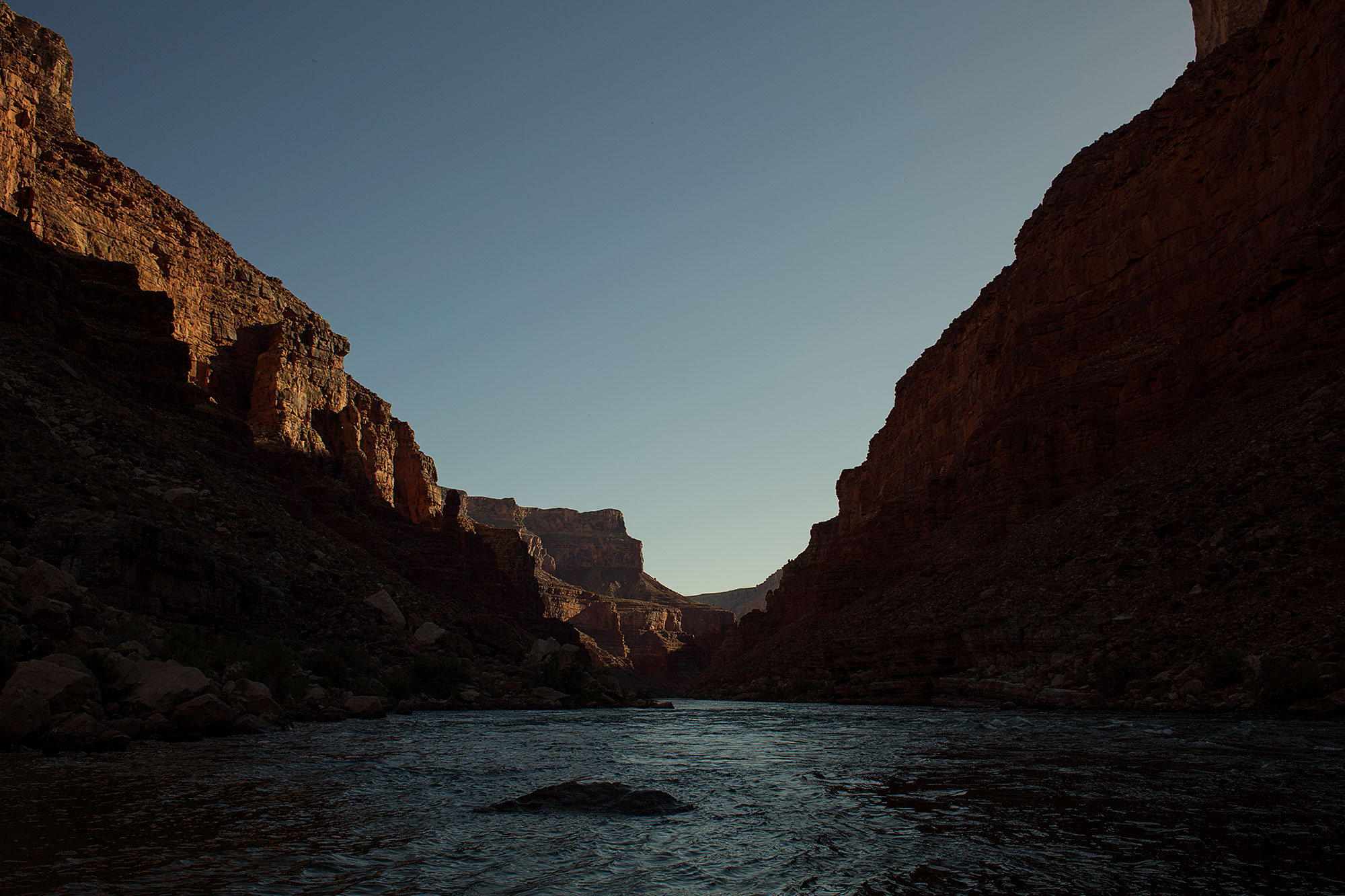 Grand Canyon River Float